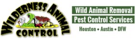 wilderness animal control - wild animal removal - pest control services - houston, austin, dallas, fort worth